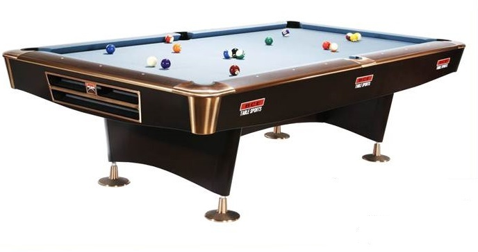 Awesome BCE Vegas Pool Table 9 Ft., Second Hand