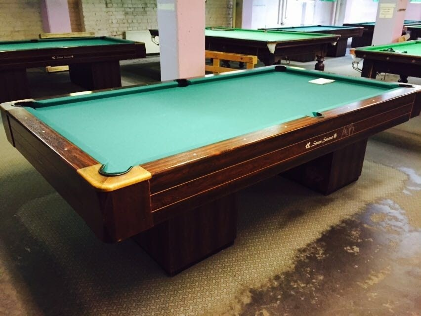 9 Ft. Pool Table, Second Hand