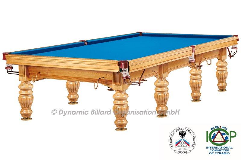 Dynamic prince pyramid table 12 ft suomen biljardikauppa oy for 12 ft table