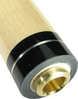 J.Pechauer Professional Series Standard 12,5 mm Shafti